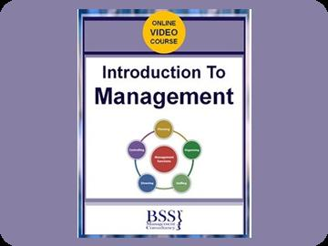 Introduction To Management For New Managers
