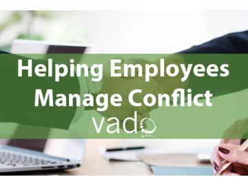 Helping Employees Manage Conflict