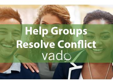 Help Groups Resolve Conflict