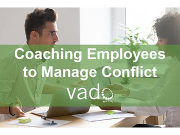 Coaching Employees to Manage Conflict