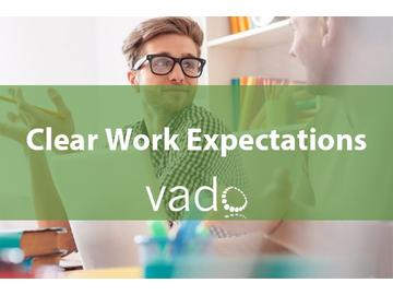 Clear Work Expectations