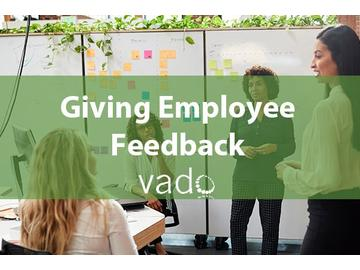 Giving Employee Feedback