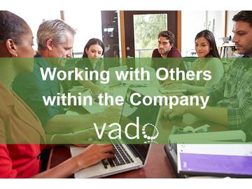 Working with Others Within the Company