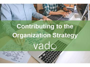 Contributing to the Organization Strategy