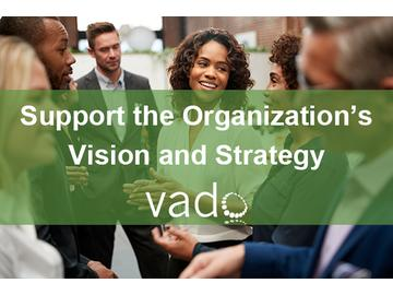 Support the Organization's Vision and Strategy