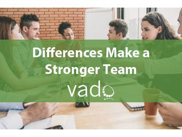 Differences Make a Stronger Team