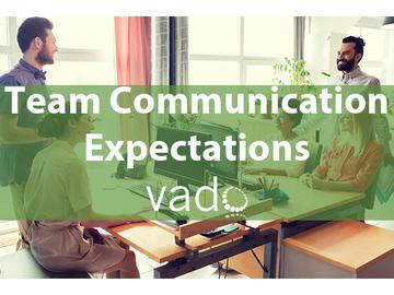 Team Communication Expectations