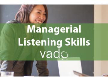 Managerial Listening Skills