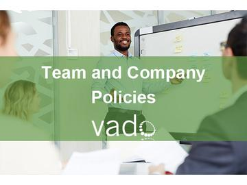 Team and Company Policies