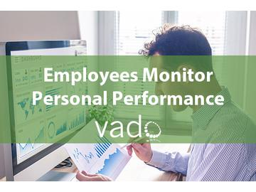 Employees Monitor Personal Performance