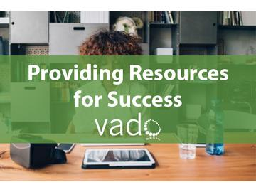 Providing Resources for Success