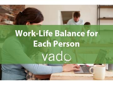 Work-Life Balance for Each Person