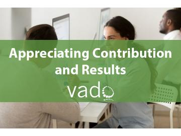 Appreciating Contribution and Results