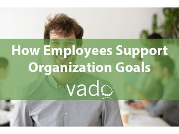 How Employees Support Organization Goals