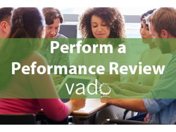 Perform a Performance Review
