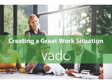 Creating a Great Work Situation