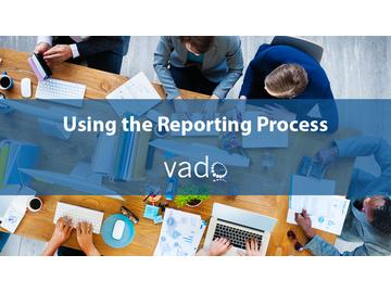 Using the Reporting Process