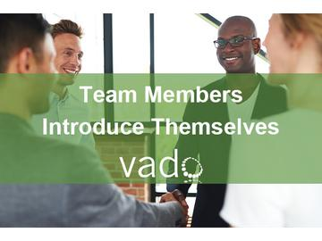 Team Members Introduce Themselves