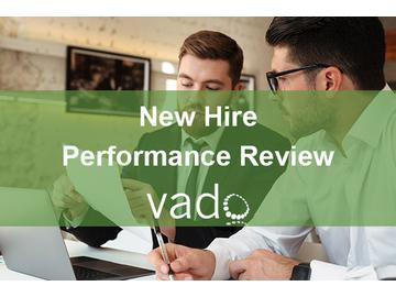New Hire Performance Review