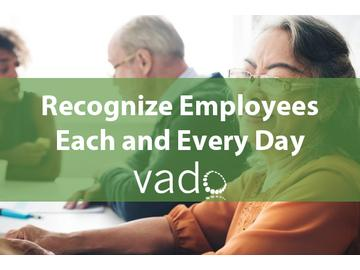 Recognize Employees Each and Every Day