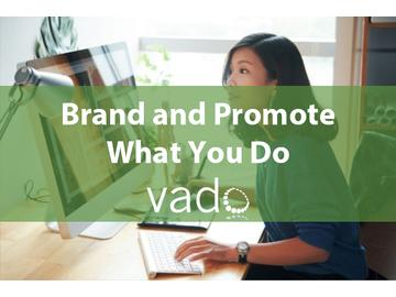 Brand and Promote What You Do