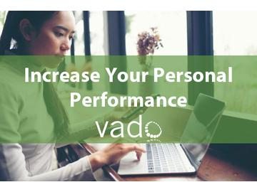 Increase Your Personal Performance