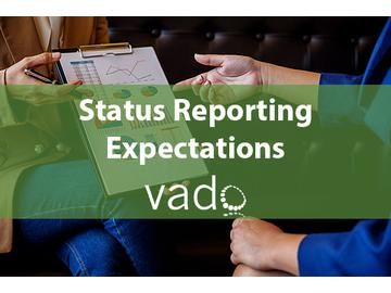 Status Reporting Expectations