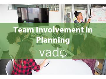 Team Involvement in Planning