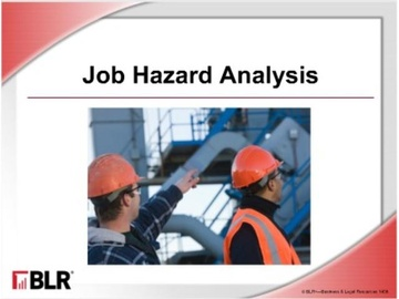 Job Hazard Analysis Course