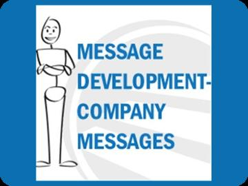 Message Development: Company Messages