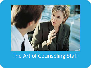 The Art of Counseling Staff