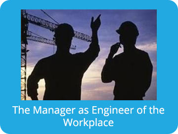 The Manager as Engineer of the Workplace