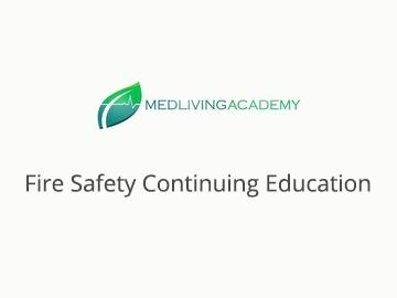 Fire Safety Continuing Education-1.5 Hours