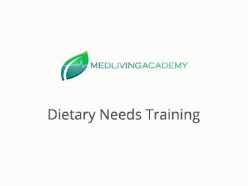 Dietary Needs Training- 3 Hours