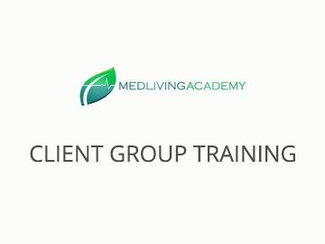 Client Group Training- 2.5 Hours
