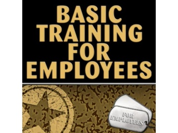 Basic Training for Employees - Ethics in the Workplace