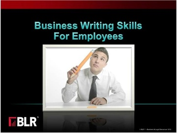 Business Writing Skills for Employees Course