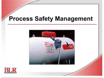 Process Safety Management (HTML 5) Course