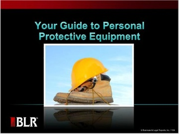 Your Guide to Personal Protective Equipment (HTML 5) Course