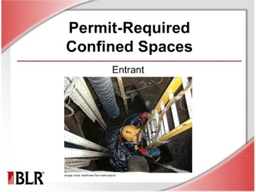 Permit Required Confined Spaces - Entrant (HTML 5) Course