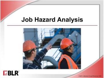 Job Hazard Analysis (HTML 5) Course