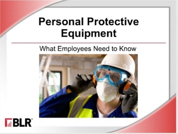 Personal Protective Equipment - What Employees Need to Know (HTML 5) Course