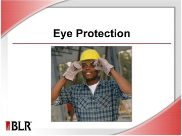 Eye Protection (HTML 5) Course