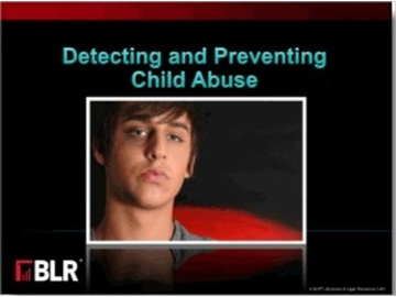 Detecting and Preventing Child Abuse (HTML 5)