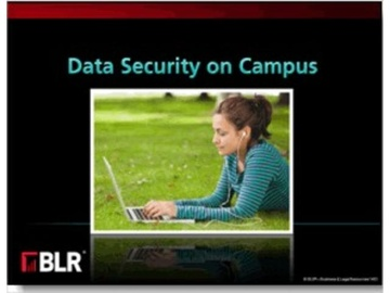 Data Security on Campus (HTML 5) Course