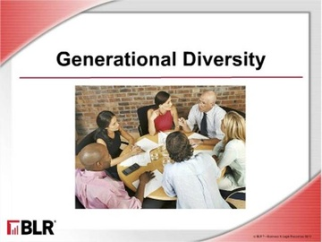 Generational Diversity Course