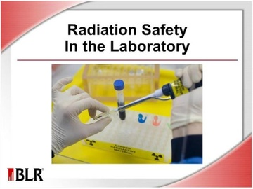 Radiation Safety in the Laboratory