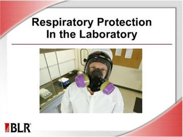 Respiratory Protection in the Laboratory