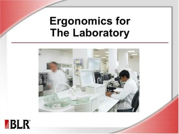 Ergonomics for the Laboratory Course