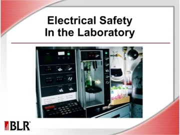 Electrical Safety in the Laboratory Course